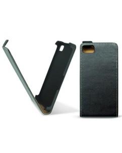 Étui de protection à clapet pour Blackberry Z10