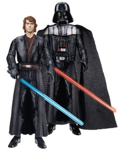 Figurine Anakin Skywalker / Darth Vader