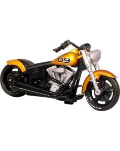 Moto Hot Wheels Fat Ride