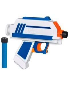 Pistolet avec balles en mousse Star Wars - Capitaine Rex