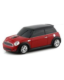 Souris sans fil voiture Mini Cooper Rouge (reconditionnée)