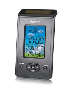 Station météo digitale et solaire Dexford WS 102