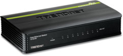 switch trendnet TE100-S8 8 ports fast ethernet rj45 200 mbps full duplex basse consommation greennet