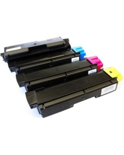 Toner Kyocera TK-580 remanufacturé - Pack 4 couleurs