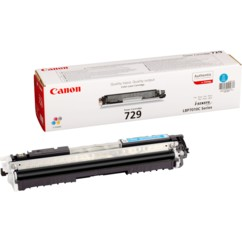 Toner original Canon EP729 - Cyan