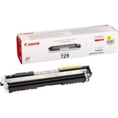 Toner original Canon EP729 - Jaune