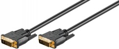 Câble DVI-I Dual Link Full HD - 2m