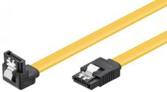 Câble S-ATA III Type L coudé - 0,30m