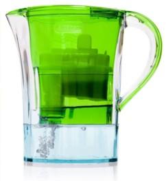Carafe filtrante Cleansui GP001 - Vert