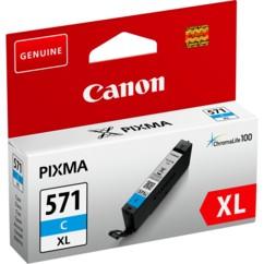 Cartouche originale Canon CLI-571XL Cyan