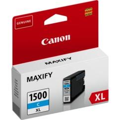 Cartouche originale Canon PGI-1500 XL Cyan