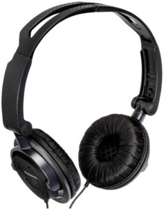 Casque audio Panasonic RP-DJS150E-K