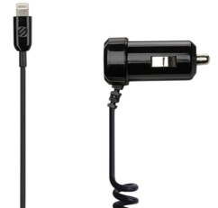 Chargeur compatible Lightning pour allume-cigare Scosche
