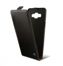 Coque de protection avec clapet folio pour Samsung Galaxy A5