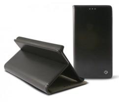 Coque de protection avec clapet folio pour Samsung Galaxy Alpha