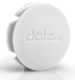 Enrouleur de câble audio - Blanc