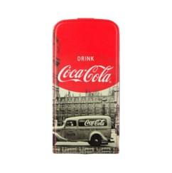 Étui à rabat Flip Coca Cola pour iPhone 4 / 4S