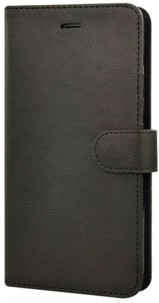 Étui folio Wallet pour iPhone 4 / 4S avec porte-cartes