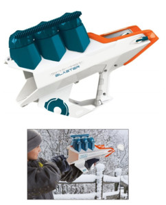 Fusil Arctic Force - Snowball Blaster