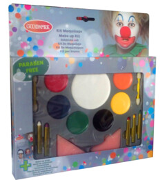 Kit de maquillage 7 couleurs