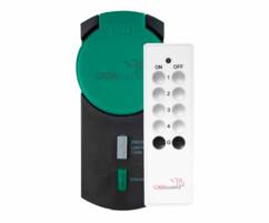 Pack 1 prise wifi avec télécommande pour Smart wifi - Extérieur