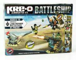 Pack Kre-o Battleship : Land Defense
