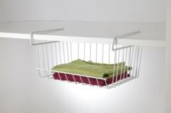 Panier de rangement pour étagère - 30 x 30 cm