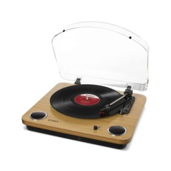 Platine vinyle avec convertisseur MP3 Ion Audio Max LP