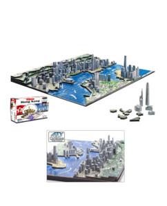 Puzzle 4D ''Métropoles'' - Hong Kong