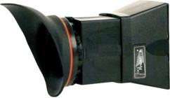 Viseur avec agrandissement pour écran LCD d'appareil photo