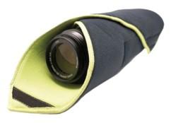 Wrap de protection pour objectifs photo - 40 x 40 cm