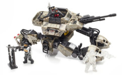 tank futuriste team atlas mobile turret mega bloks call of duty cng85 3 troopers