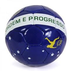 Ballon de football PVC Pelé ''Ordem e Progresso' - Taille 5