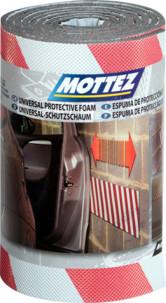 rouleau de mousse protectrice anti rayure carrosserie Mottez