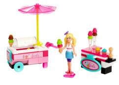 Barbie Build'n Style - Barbie ''Vendeuse de glaces''