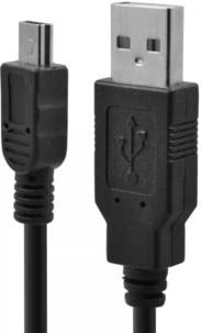 Câble USB A / Mini B - 70 cm