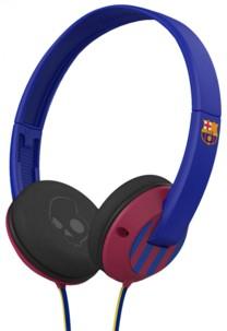 Casque filaire avec micro Skullcandy UpRock ''FC Barcelona''