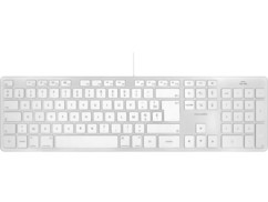 Clavier USB avec disposition Mac Novodio
