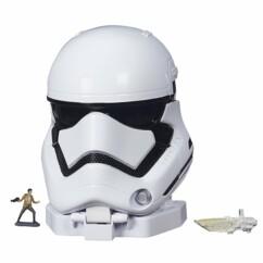 Coffret MicroMachines Star Wars 2 en 1 - Stormtrooper