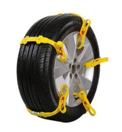 pack de colliers de serrage pour pneu pour neige et boue alternative chaines beeper sr2 snowring