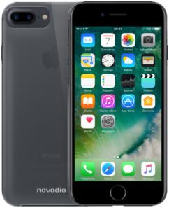 coque transparente rigide pour iphone 7 Plus novodio crystal case 7