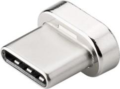 Dongle USB type C supplémentaire pour câble magnétique Goobay