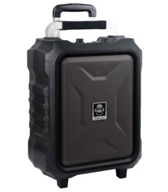 Enceinte Sono mobile avec bluetooth pour animation idance blue tank 2