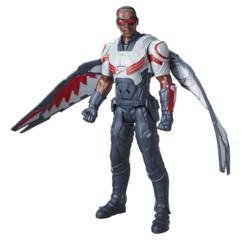 figurine marvel héros titan civil war avengers falcon faucon produit dérivé film