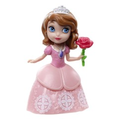 figurine Princesse sofia disney modèle 58 jardin