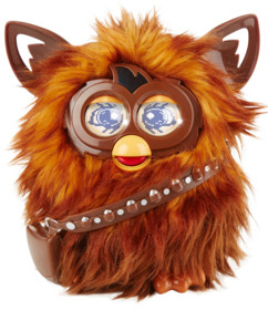 peluche interactive furby chewbacca furbacca star wars wookie parlante