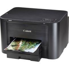 imprimante jet d'encre professionnelle couleur canon maxify ib4050 noir