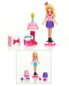 Kit d'accessoires Barbie Build'n Style - Super fête chez Barbie