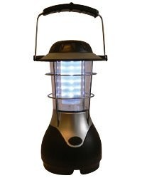 Lanterne dynamo - 24 LED