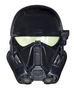 masque electronique star wars death trooper avec changement de voix et effets lumineux